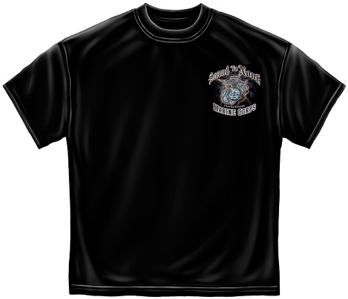 **(OFFICIALLY-LICENSED-MARINES,SECOND-TO-NONE/SINCE-1775,MARINE-COMBAT-SOLDIER/BEING-DEPLOYED-ON-SPECIAL-OPS-MISSION,NICE-CUSTOM-DETAILED-GRAPHIC-PRINTED/PREMIUM-DOUBLE-SIDED-TEES)**