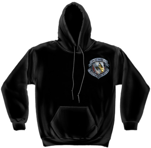 "**(OFFICIALLY-LICENSED-U.S.SERVICE-VETERANS,""NEVER-FORGET/FREEDOM-IS-NEVER-FREE,WITH-KNEELING-SOLDIER & COMBAT-RIFLE/HELMENT"",NICE-CUSTOM-DETAILED-GRAPHIC-PRINTED/PREMIUM-WARM-FLEECE-DOUBLE-SIDED-HOODIES)**"