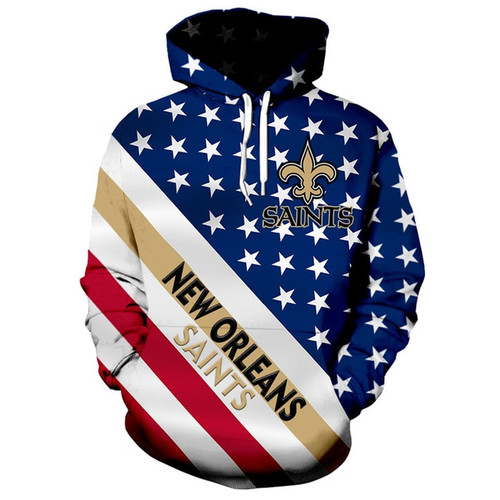 **(OFFICIAL-N.F.L.NEW-ORLEANS-SAINTS-PULLOVER-HOODIES/3D-EFFECT-GRAPHIC-PRINTED-PATRIOTIC-STARS & STRIPES/NICE-DETAILED-CUSTOM-3D-GRAPHIC-PRINTED-OFFICIAL-N.F.L.NEW-ORLEANS-SAINTS-LOGOS/WARM-OFFICIAL-N.F.L.SAINTS-PREMIUM-PULLOVER-HOODIES)**