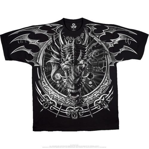 **(OFFICIAL-LIQUID-BLUE-BRAND-FANTASY-TEES,CLASSIC-MYSTICAL/DRAGON-CATCHER & SKULLS,NICE-CUSTOM-DETAILED-GRAPHIC-PRINTED/PREMIUM-DOUBLE-SIDED-GRAPHIC-TEES)**