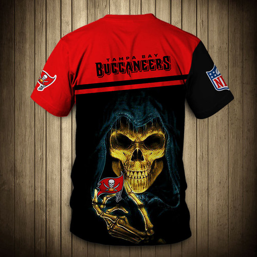 **(OFFICIAL-N.F.L.TAMPA-BAY-BUCCANEERS-TRENDY-TEAM-TEES/CUSTOM-3D-BUCCANEERS-OFFICIAL-LOGOS & OFFICIAL-CLASSIC-BUCCANEERS-TEAM-COLORS/DETAILED-3D-GRAPHIC-PRINTED-DOUBLE-SIDED/ALL-OVER-GRAPHIC-PRINTED-DESIGN/PREMIUM-N.F.L.BUCCANEERS-TEAM-TEES)**