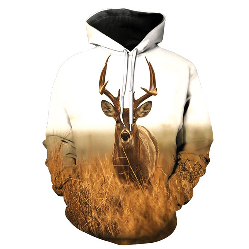 69982643 OFFICIAL-BUCK-HUNTING-HOODIES/3-D-CUSTOM-DETAILED-GRAPHIC-PRINTED ...