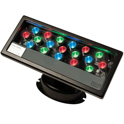 RGB Tri Color LED DMX Controllable Wall Washer