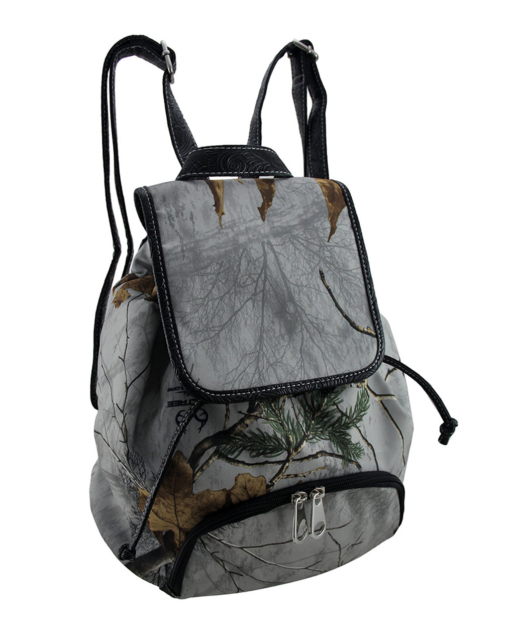 Camouflage Concealed Carry Backpack - Swiss Paralympic