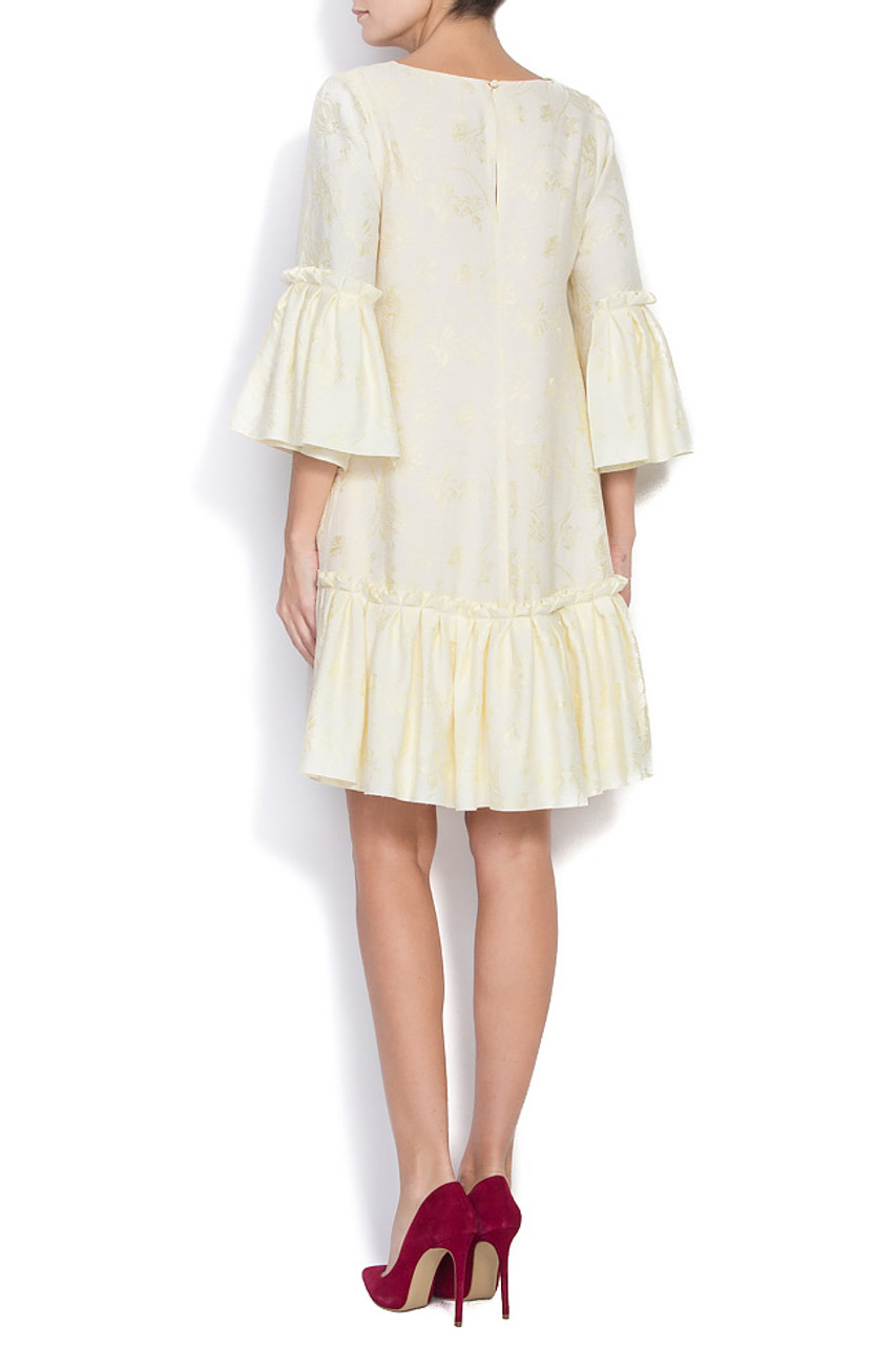 Dream Dress (Ruffled Hemline A-cut Dress)
