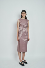 Darling Dress (Pencil Dress with Front-to-Back Bow)