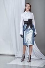 Daring Sequinned Skirt