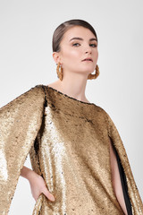 RECTANGLE Sequinned Dress