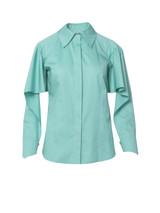 PHOENIX Mint Poplin Shirt