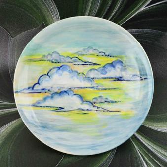 Pottery Mountain - Cloudscape