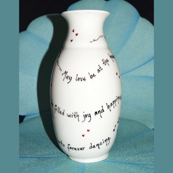 Pottery Mountain - May love be at the heart of everything you do. May the years ahead be filled with joy and happiness. And may the music of romance keep your hearts forever dancing.