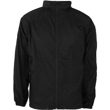 Stolite explorer rain jacket black