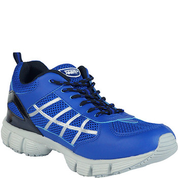 Safety jogger blue front