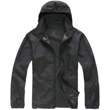 Quick Dry Ultra Lightweight Rain Jacket
