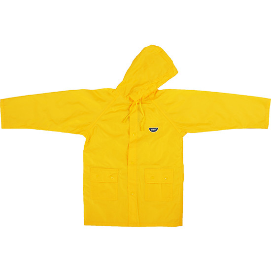 Featherweight kids raincoat