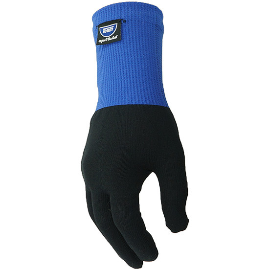Waterproof gloves side