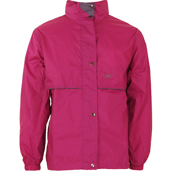 Stolite original rain jacket ruby