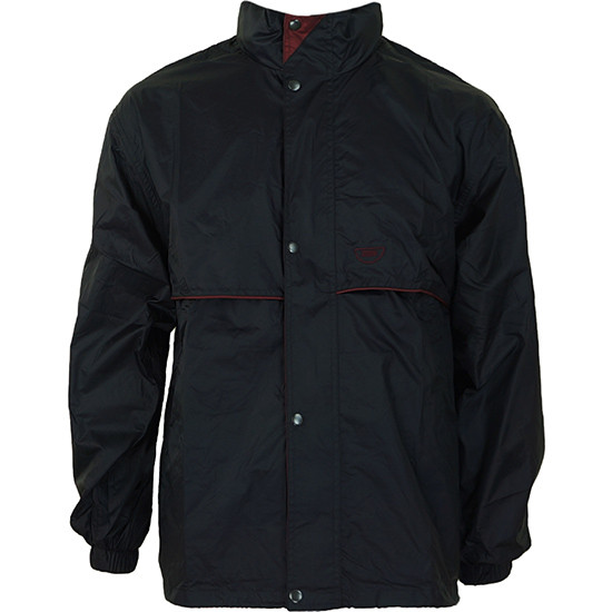 Stolite original rain jacket black