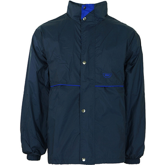 Stolite original rain jacket navy