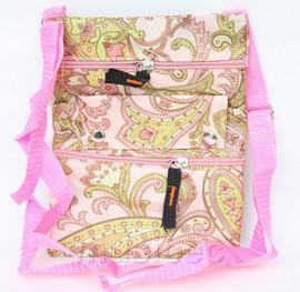 vogue pink zipper handbag bag Shoulder bag purses T608A10E5