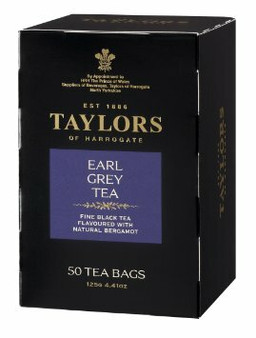 Taylors of Harrogate Earl Grey Tea  20 bags