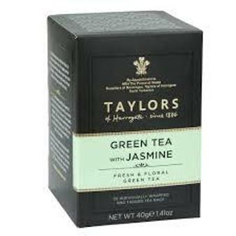 Taylors of Harrogate Green Tea with Jasmine 20 bags