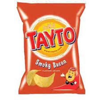 Tayto Smoky Bacon Crisps