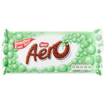 Aero Mint Bubble Bar