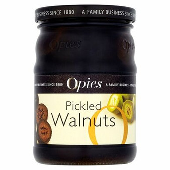 Cooking Opies Pickled Walnuts