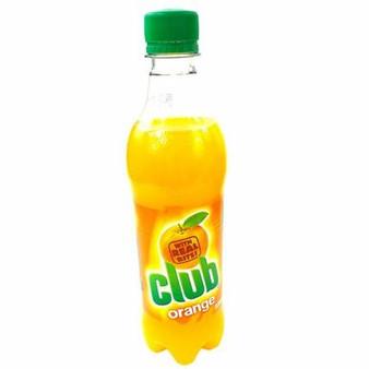 Club Orange Bottle