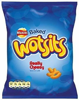 Walkers Cheese Wotsits