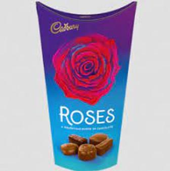 Chocolate Roses 290g Box