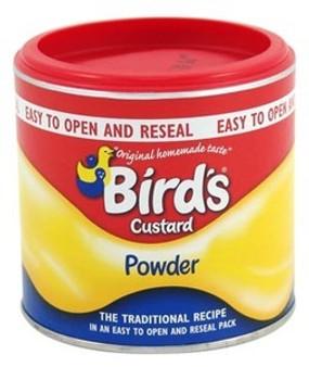 Cooking Birds Custard Powder Drum