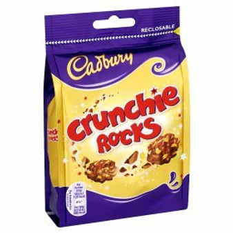 Cadbury Crunchie Rocks