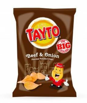 Tayto Beef & Onion