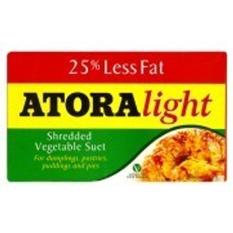 Cooking Atora Vegetable Suet 200g