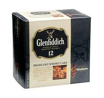 Cake Glenfiddich WHISKY