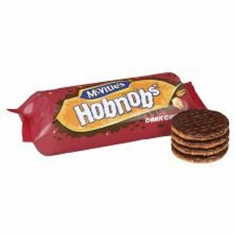 McVities Hobnobs Dark Chocolate