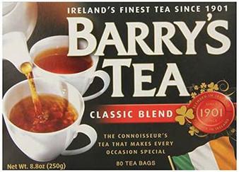 Barry's Tea Classic Blend 80 bags