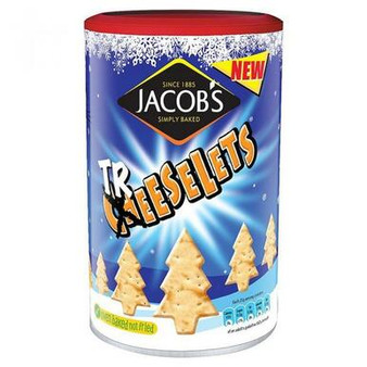 Snacks Jacobs Treeselets