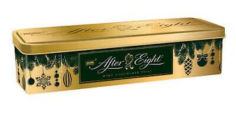 Chocolate After Eight Tin