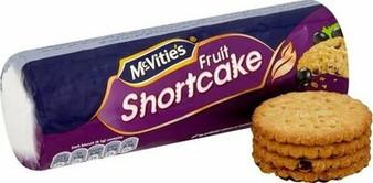 McVities Fruit Shortcake