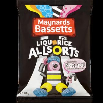 Maynards Bassetts Liquorice Allsorts