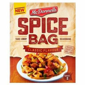 McDonnells Spice bag, Classic