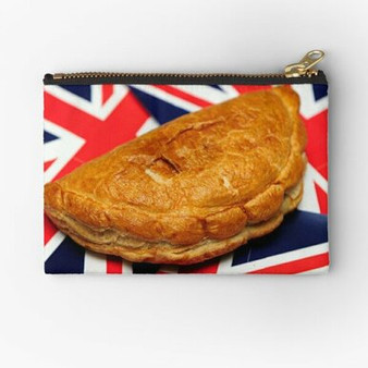 Pouch Pies, Cheese and Onion Pasty