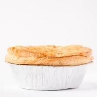 Pouch Pie, Steak