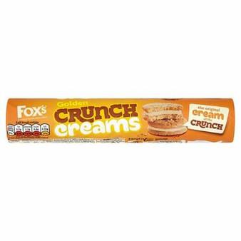 Foxs Golden Crunch Creams