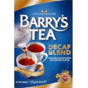 Barry's Decaf Tea