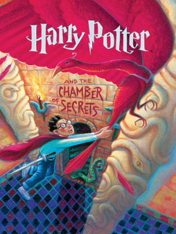 Harry Potter Chamber of Secrets 1000 piece Puzzle