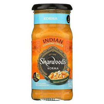 Sharwoods Korma Curry cooking sauce